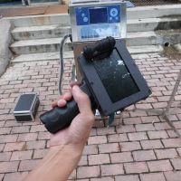 科博全自动喷码 手持喷码机 智能手持机 触摸屏