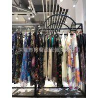 广州一线轻奢品牌女装库存批发高端品质