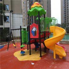 重庆合川儿童组合滑梯设备学校儿童组合滑梯