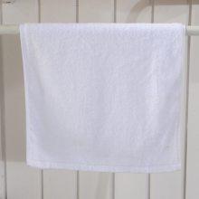 酒店布草客房16s纯棉方巾毛巾浴巾定制