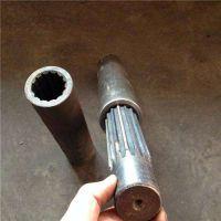 供应小口径厚壁外圆内方、外圆内六角钢管@20#小口径内异形钢管厂家