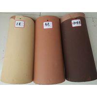 山东淄博陶瓦厂家供应-各式陶瓦、陶瓷瓦、陶土瓦-样式颜色可定做