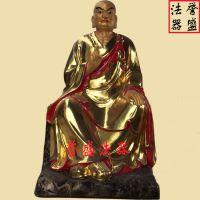 苍南誉盛法器 手工彩绘树脂佛像1.6米十八罗汉实价