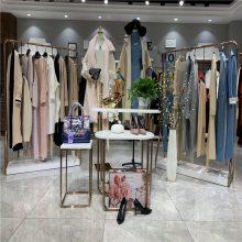 上海原创设计品牌设计谷专柜下架尾货品牌折扣女装一手货源批发