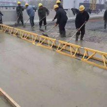 甘肃天水水泥路面摊铺机 刚架构组合式混凝土整平机 框架式公路修筑镇平机