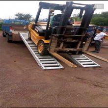 大象牌4.2米工程农用机械专用高强度铝合金梯子