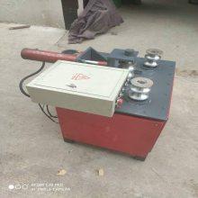 弯管机 电动折弯器 手动液压铁方管器机