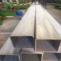 酸洗不锈钢方管120×120×4壁厚/304方通扁通批发
