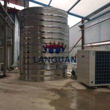 发廊热水空气能热水工程