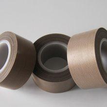 特氟龙胶带 进口玻璃纤维基布胶带厂家批发 铁氟龙高温胶带