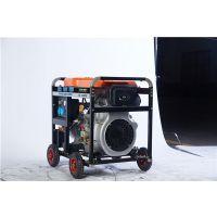 250A自发电柴油焊机欧洲狮动力