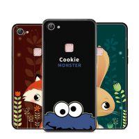 手机壳vivox6plus硅胶软壳防摔步步高x6plus手机保护套磨砂轻薄款全包边彩绘卡通