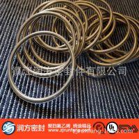 可以定制【专业生产】PTFE包覆硅橡胶O型圈 聚四氟乙烯包覆硅胶