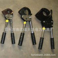 厂家直销 电缆剪 断线钳 齿轮线缆剪刀 钢绞线剪 链条剪 剥线器
