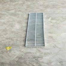 镀锌钢格板 踏步板现货 安平格栅板厂家