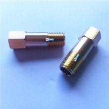 NW-01-01PT-50内外牙加长水咀东1分牙黄铜模具运水接头水咀