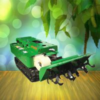 亚博国际真实吗机械 自走式果园开沟施肥机价格 蔬菜大棚开沟机 果园开沟回填一体机 价格