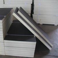 厂家直销聚氨酯保温板 内外墙屋顶用隔热板 B级防火PU板