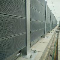 交通降噪隔音墙 吸音声屏障 消音降噪设备