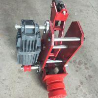 起重机防风装置 500行车轮专用 电力液压安全防风铁楔制动器