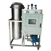 上海过滤设备厂家,润滑油滤油机,液压油过滤设备,防爆滤油机