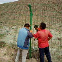 六安果园圈山养殖护栏网 霍山光伏发电隔离铁丝网 河口镇学校院子围墙防护网