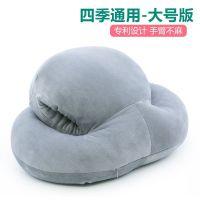 午睡枕靠垫抱枕趴睡枕学生趴趴枕午休夏枕头办公室趴着睡午睡神器