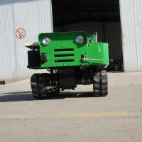 亚博国际真实吗机械 多功能山地丘陵旋耕施肥机 柴油履带式旋耕机 可定制履带式开沟机