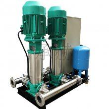立式变频不锈钢多级离心水泵增压泵MVI5205生活变频泵 威乐售后