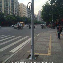 辽宁标志牌杆件生产厂家/单悬式道路标识牌杆子