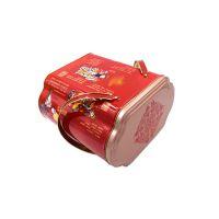 义信利yx282批发加工定制礼品铁罐 东莞食品级马口铁盒 印刷定做异型铁皮盒