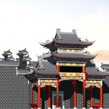 湖南古建施工,邵阳古建筑文物维修,长沙祠堂设计,衡阳文物保护工程,湖南古建彩绘