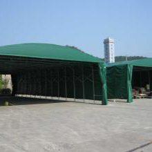 遮雨棚-创锦帆装饰推拉棚1-常熟雨棚