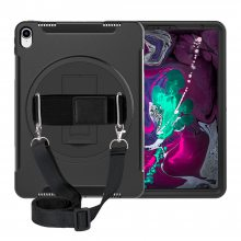 适用苹果iPad pro11 三防平板保护套 懒人支架车载iPad保护套现货