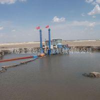 甘肃绞吸式挖泥船采盐产量高