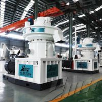 四川新型燃料颗粒机 生物质锯末颗粒机生产线设备