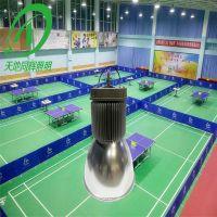 室内羽毛球场照明灯 防眩光羽毛球馆专用灯 篮球羽毛球训练场地照明LED灯光标准