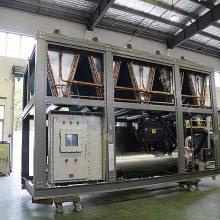北京低温冷冻机组 复叠式制冷机组