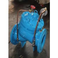 铸钢法兰手动可调式减压稳压阀生产厂家
