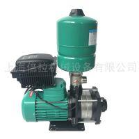 MHIL403家用变频增压泵WILO芜湖总代理