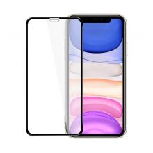 佩晟适用于iPhone11高清玻璃钢化膜苹果XR丝印点胶曲面全屏手机保护膜
