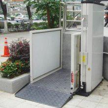 固定升降机 别墅残疾人垂直无障碍 小型电动液压 家用升降平台