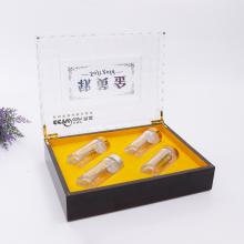 深圳天地盖烫金礼品盒设计定做 ,方形彩色礼品包装盒设计定制