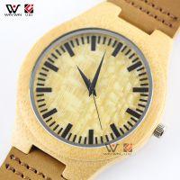 亚马逊爆款石英木表新款 批发时尚男士木手表·复古手表定制