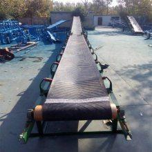 优质皮带输送机公司加厚防滑式 胶带输送机厂家Lj1
