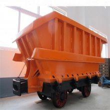 YDCC4-9底侧卸式矿车参数 900轨距用底侧卸式矿车