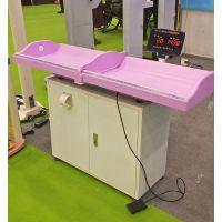 超声波婴儿身高体重体检机 卧式婴儿身长体重测量体检仪器