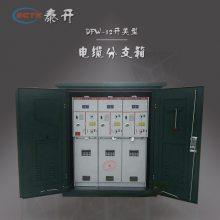 山西【电缆分支箱】dfw-12系列带开关电缆分支箱
