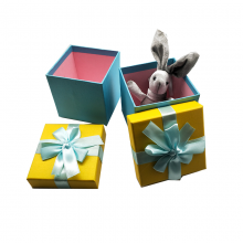 圣诞苹果包装盒 2019新款创意可爱糖果盒平安夜平安果礼品盒
