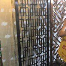 供应上海不锈钢屏风、装饰不锈钢玄关隔断厂家